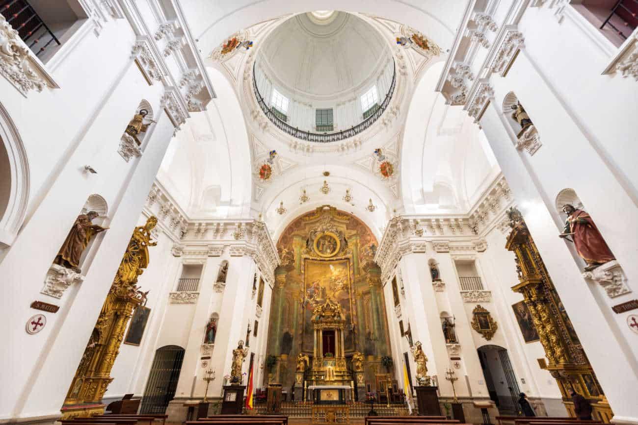 Iglesia de los Jesuitas Toledo