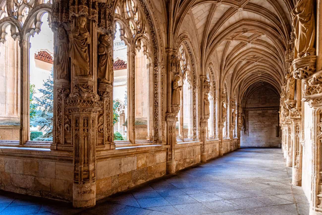 Monasterio de San Juan de los Reyes Oviedo