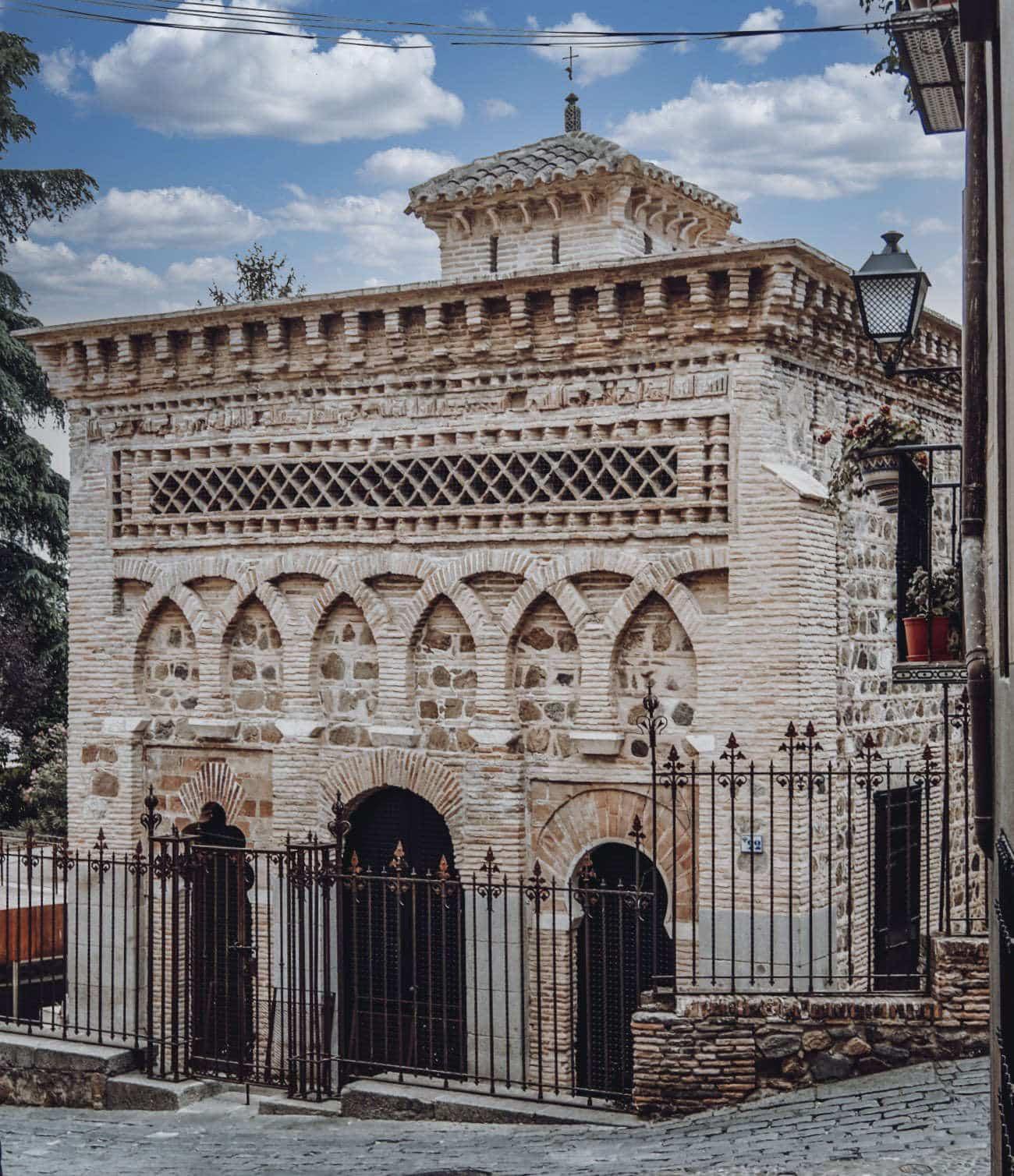 Mezquita del Cristo de la Luz Toledo