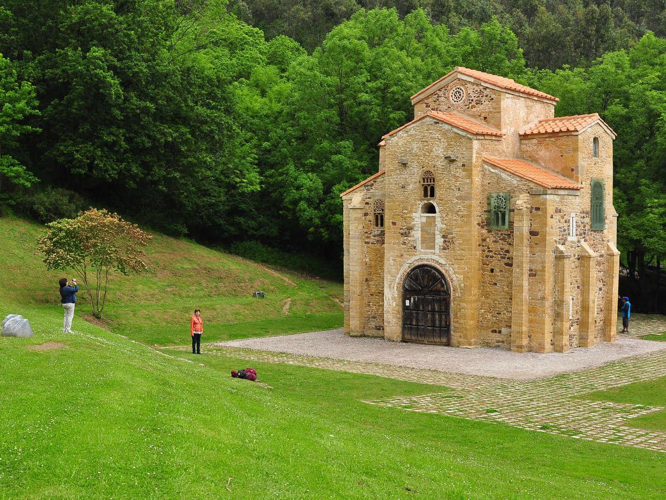 San Miguel de Lillo Oviedo