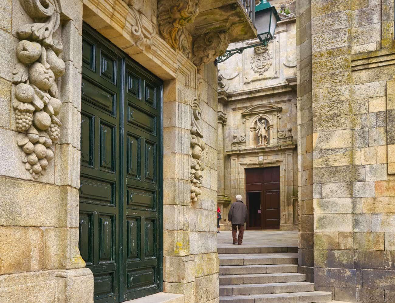 San Paio de Alteares Santiago