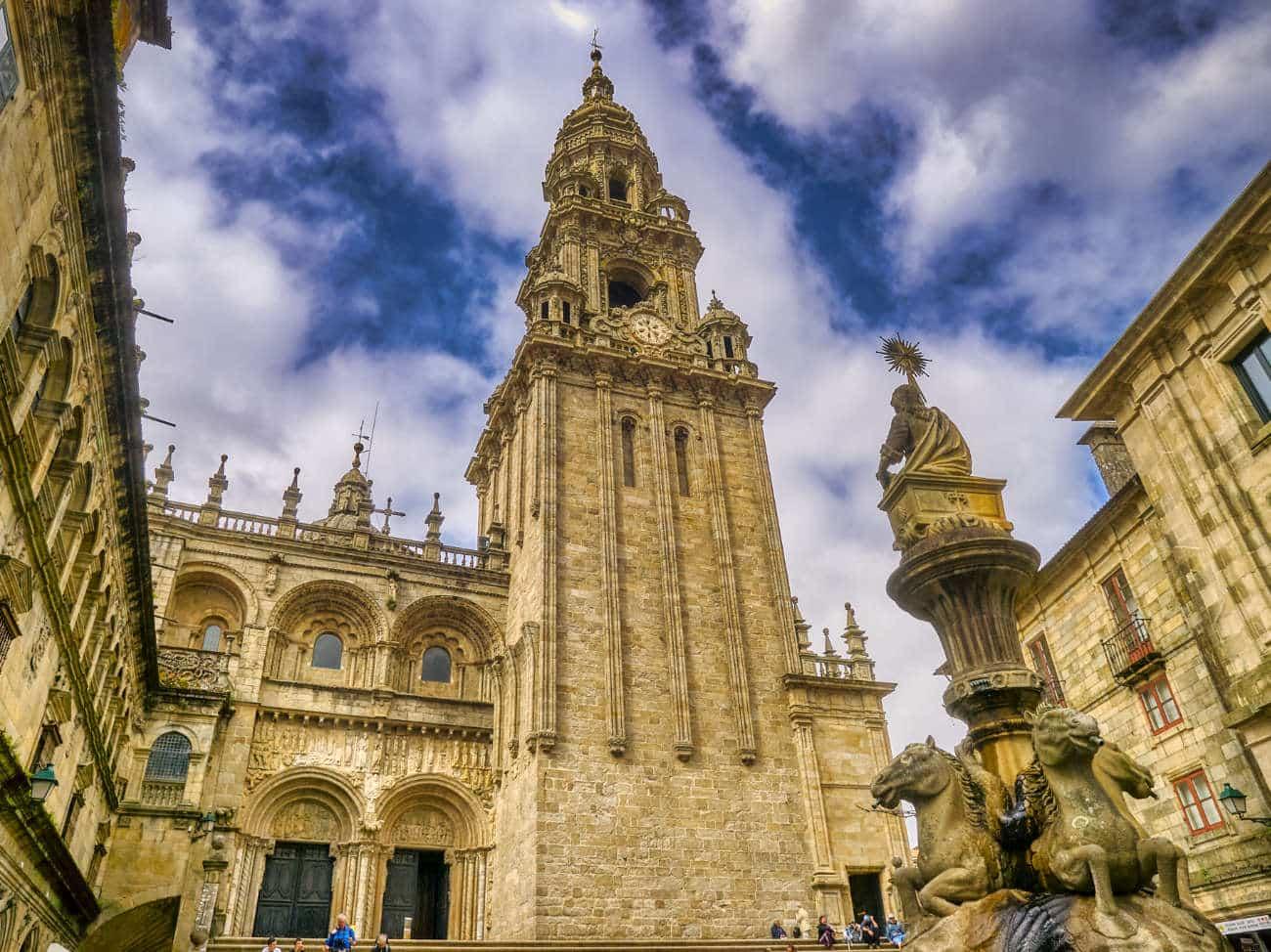 Catedral de Santiago Platerias