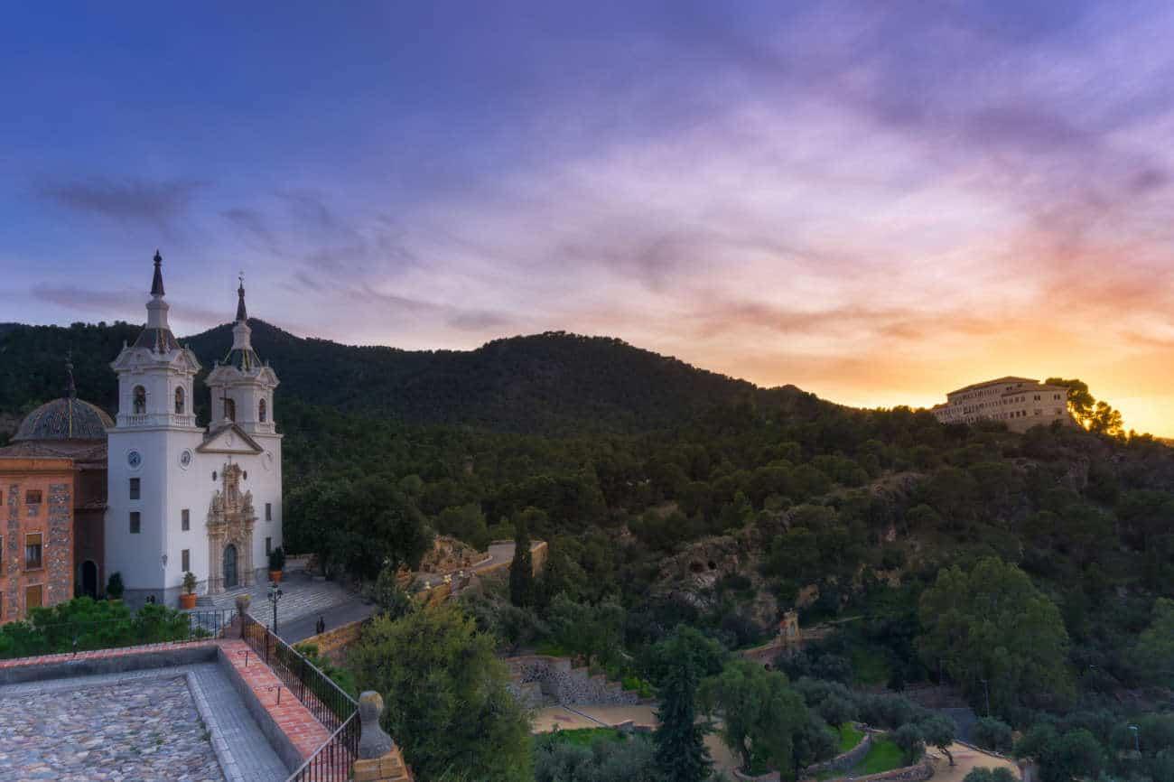 Santuario de Nuestra Señora de la Fuensanta Murcia