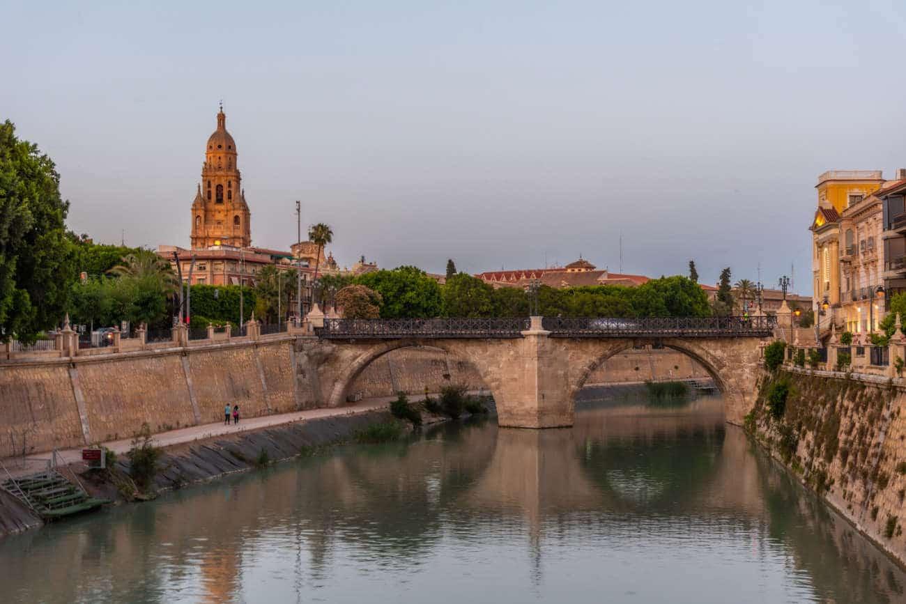 Puente Viejo Murcia