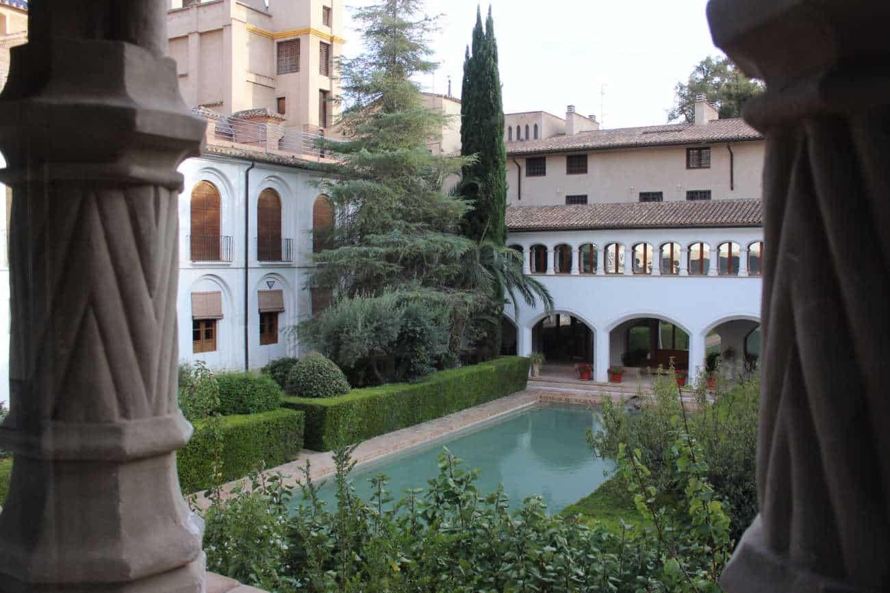Convento de Santa Clara la Real Murcia