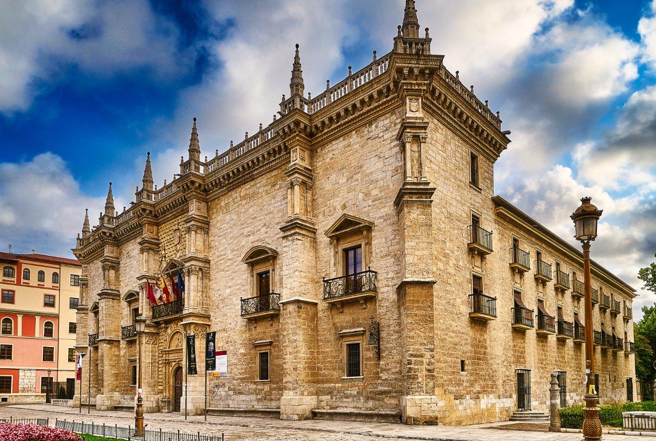 El Palacio de Santa Cruz Valladolid