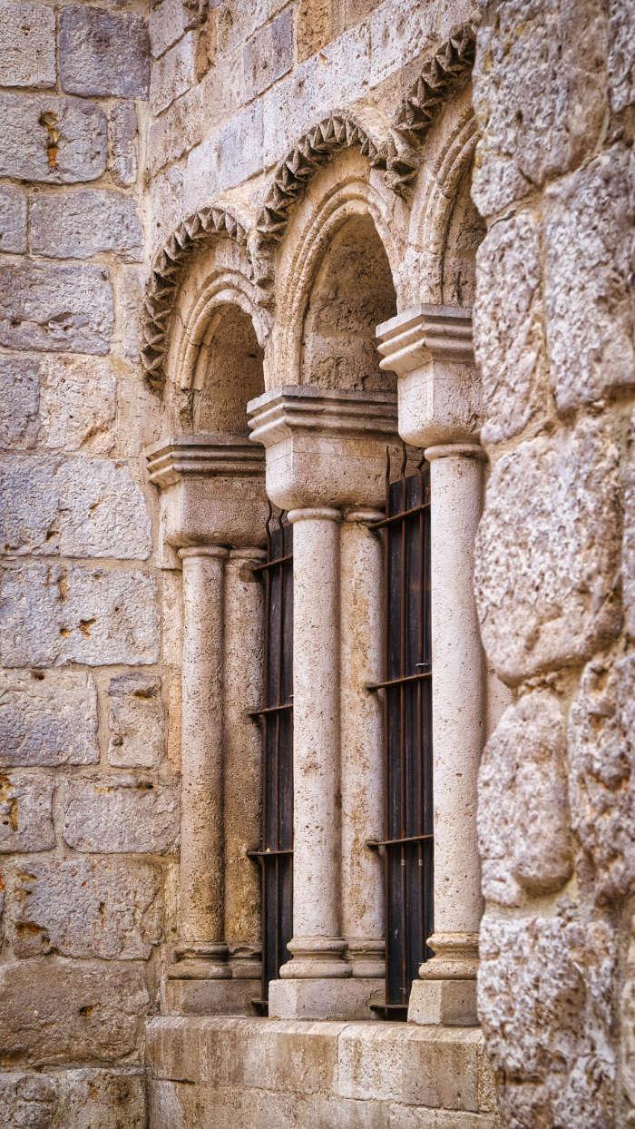 La Iglesia de la Antigua Valladolid