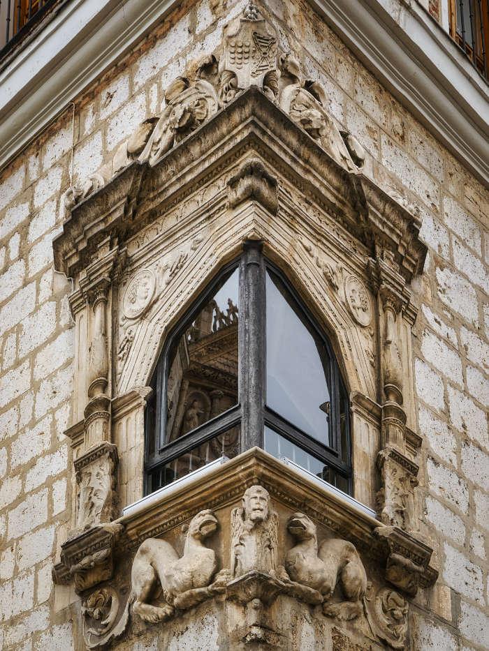 El Palacio de Pimentel Valladolid