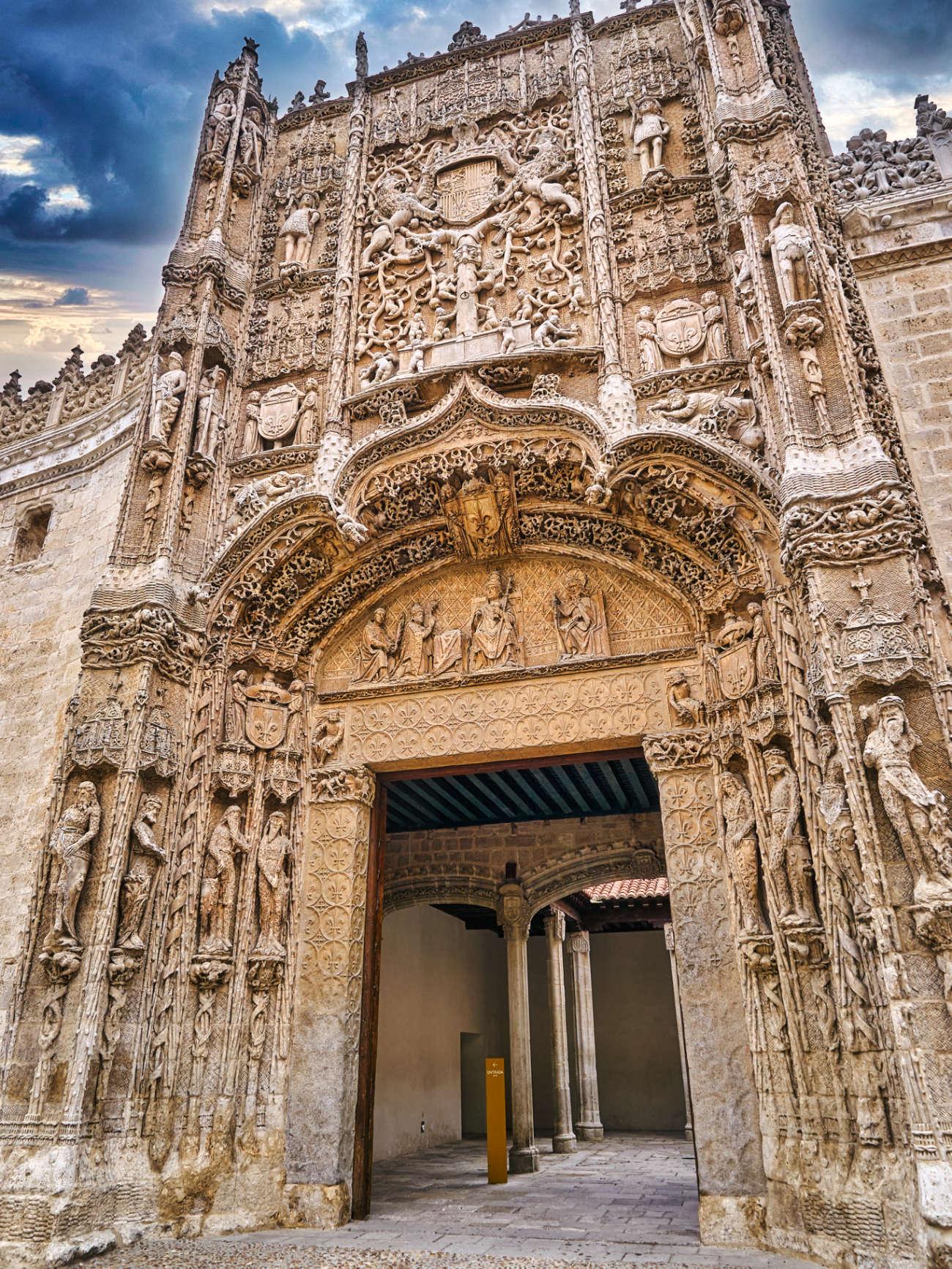 El Colegio de San Gregorio – Museo Nacional de Escultura Valladolid