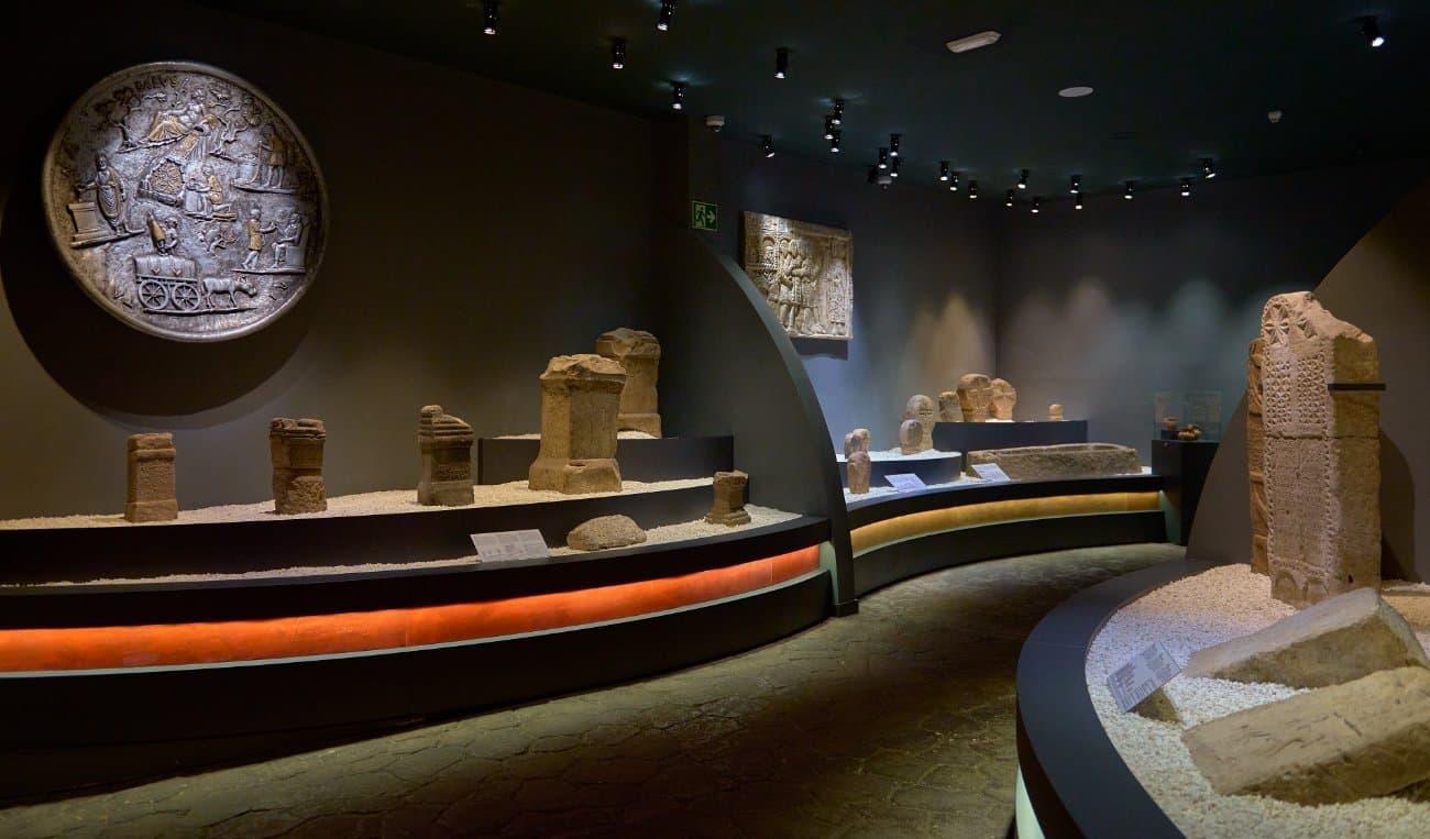 Museo de Prehistoria y Arqueología de Cantabria Santander