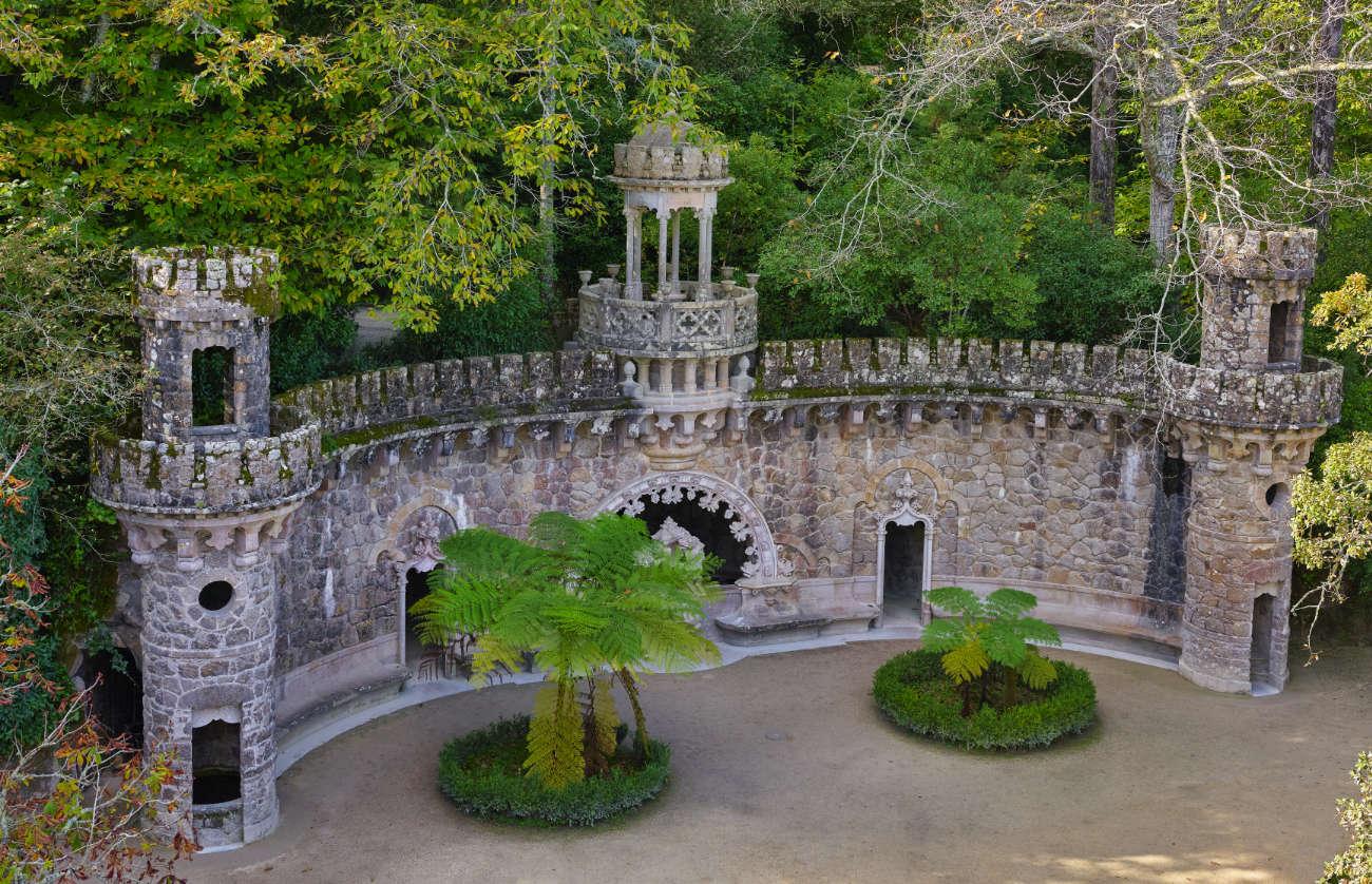 Quinta da Regaleira - Portugal